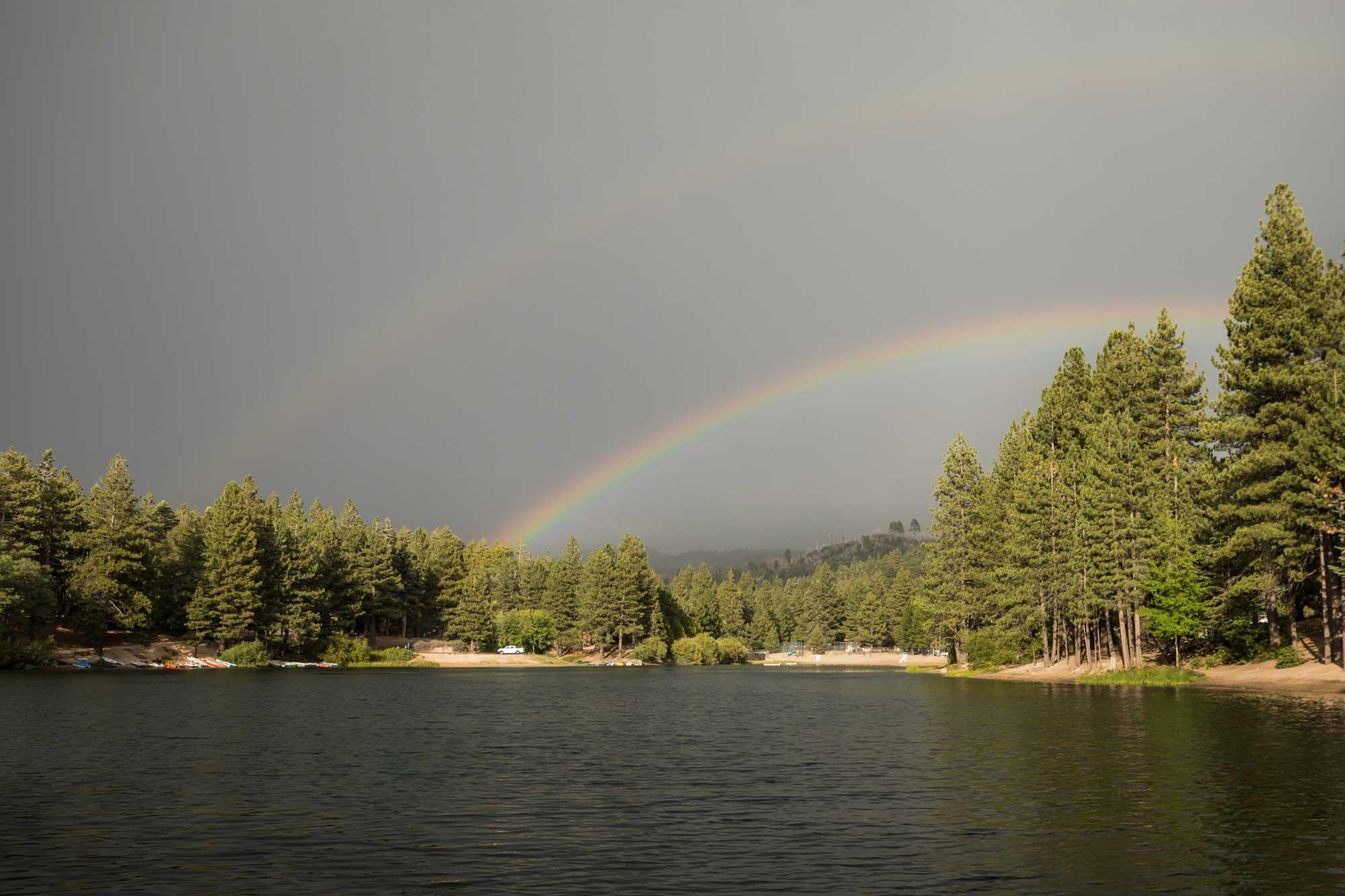 Double-Rainbow-Green-Valley-Lake