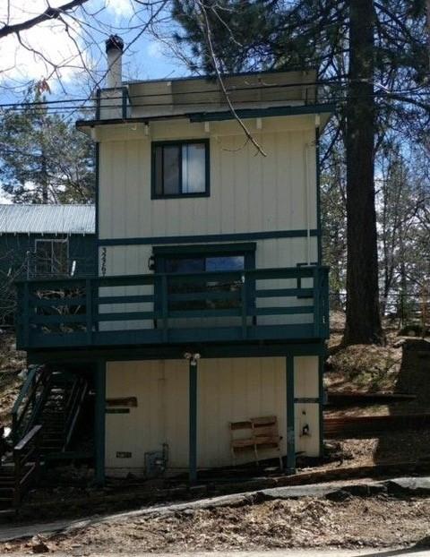 #1 Arrowbear Mountain Cabin